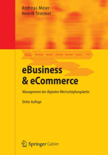 eBusiness & eCommerce: Management der digitalen Wertschöpfungskette