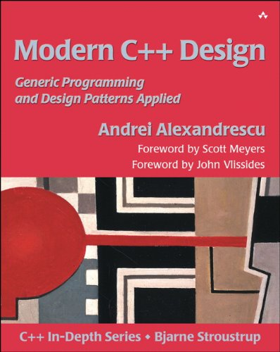 Modern C++ Design, Generic Programming and Design Patterns Applied von Pearson Education