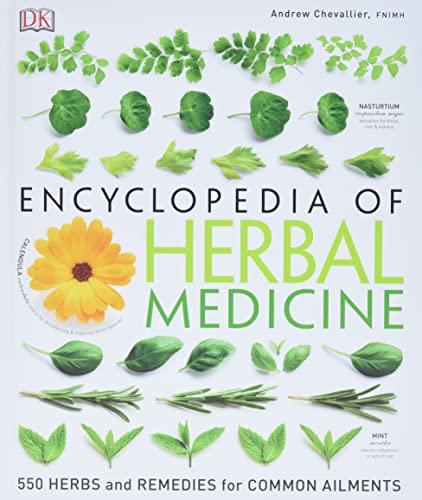 Encyclopedia of Herbal Medicine von DK