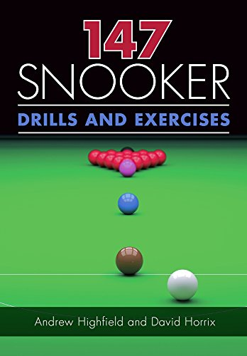 147 Snooker Drills and Exercises von The Crowood Press Ltd