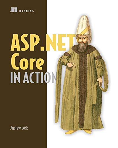 ASP.NET Core in Action von Manning Publications