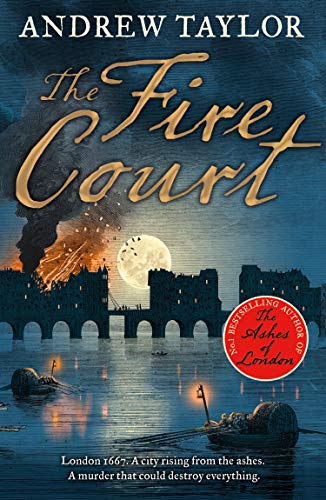 Taylor, A: Fire Court (James Marwood & Cat Lovett, Band 2) von HarperCollins Publishers