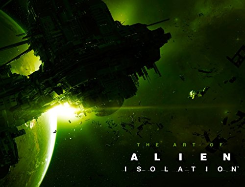 The Art of Alien: Isolation von Titan Books