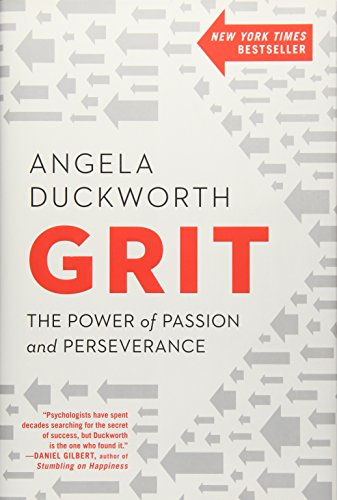 Grit: The Power of Passion and Perseverance von Scribner