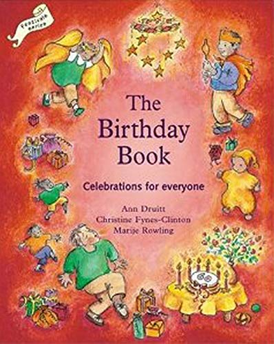 Birthday Book: Celebrations for Everyone (Crafts, Festivals and Family Activities Series) von Hawthorn Press Ltd