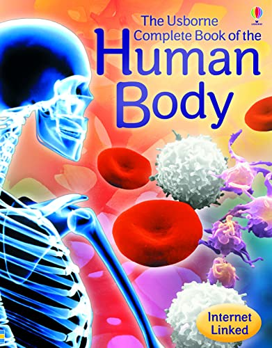 Complete Book of the Human Body (Internet Linked) von Usborne Publishing Ltd