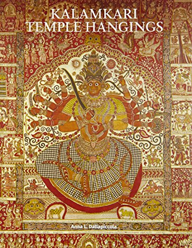Kalamkari Temple Hangings von Grantha Corporation