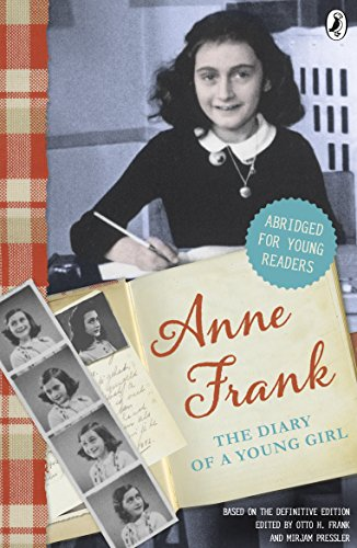 The Diary of Anne Frank (Abridged for young readers) (Blackie Abridged Non Fiction) von Penguin Uk; Puffin