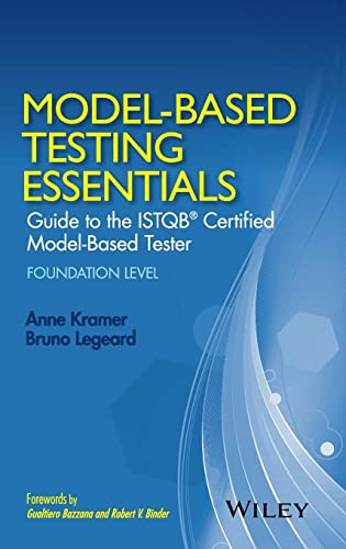 Model-Based Testing Essentials - Guide to the ISTQB Certified Model-Based Tester - Foundation Level von Wiley