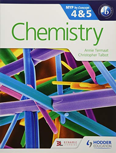 Chemistry for the IB MYP 4 & 5: By Concept (MYP By Concept) von Hodder Education Group