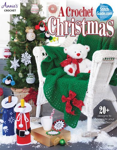 A Crochet Christmas: 20+ Designs to Complete Your Holiday Decor! (Annie's Crochet) von Annie's Publishing, LLC
