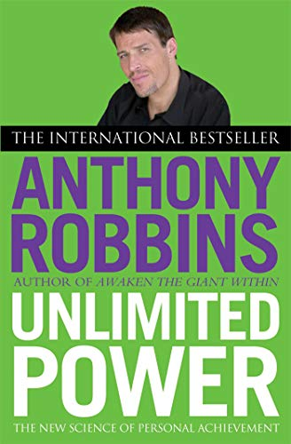 Unlimited Power: The New Science of Personal Achievement von Pocket Books