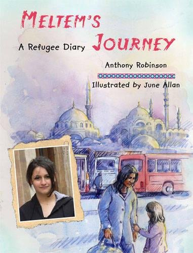 Meltem's Journey: A Refugee Diary von Frances Lincoln Children's Books