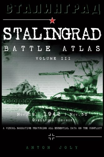 Stalingrad Battle Atlas: volume III von Staldata Publications