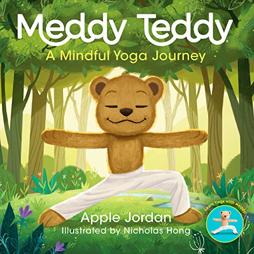 Meddy Teddy: A Mindful Journey von Rodale Kids