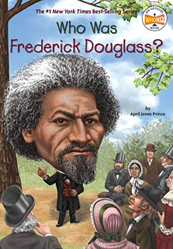 Who Was Frederick Douglass? von Penguin Workshop