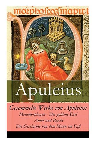 Miniaturbuch Minibuch Apuleius Das Märchen von Amor und Psyche