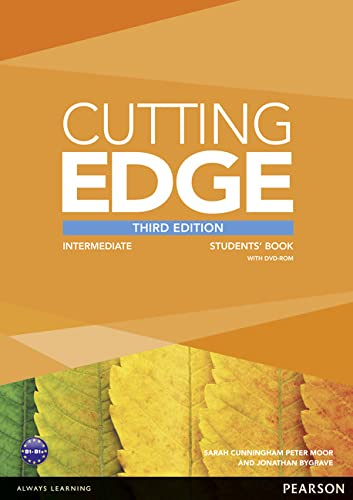Cutting Edge Intermediate Students' Book with DVD