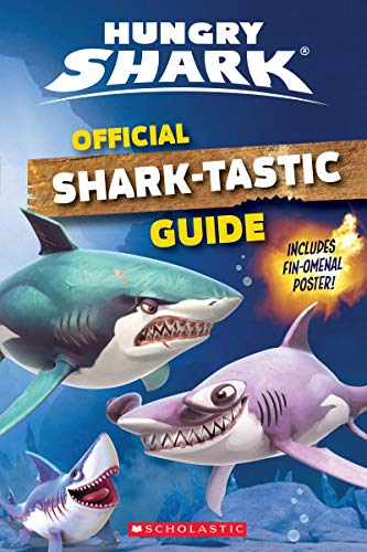 Official Shark-Tastic Guide (Hungry Shark) von SCHOLASTIC