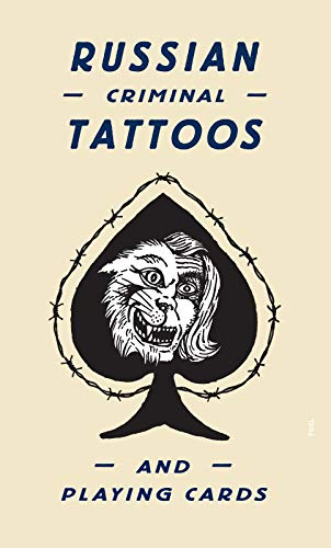 Russian Criminal Tattoos and Playing Cards von Thames & Hudson