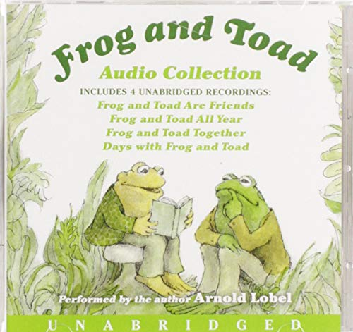 Frog and Toad CD Audio Collection (I Can Read! - Level 2) von HarperFestival