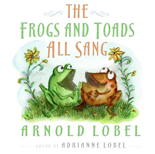 The Frogs and Toads All Sang von HarperCollins