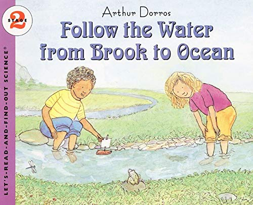 Follow the Water from Brook to Ocean (Let's-Read-and-Find-Out Science 2) von HarperCollins