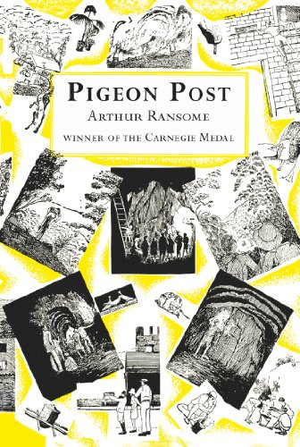 Pigeon Post (Swallows And Amazons, Band 6)