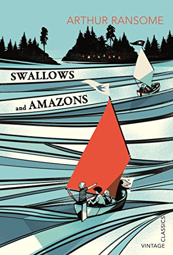 Swallows and Amazons (Vintage Childrens Classics)