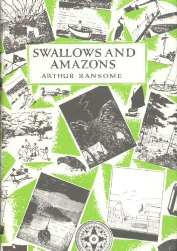 Swallows and Amazons von Jonathan Cape