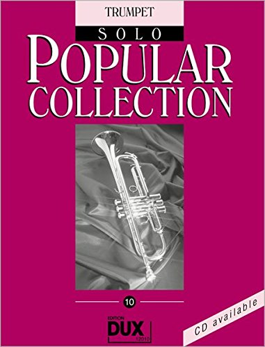 Popular Collection 10 Trompete Solo