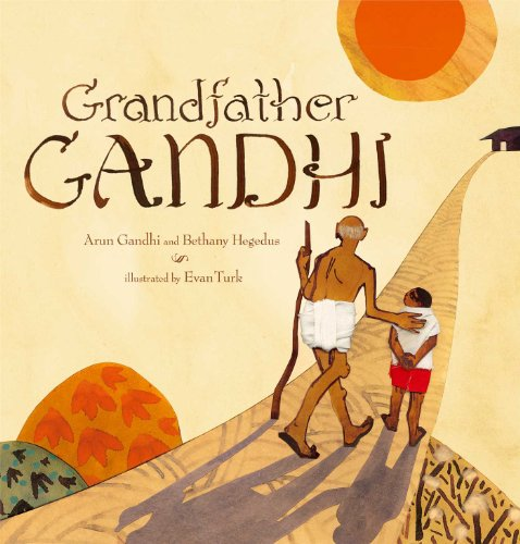 Grandfather Gandhi von Atheneum Books for Young Readers