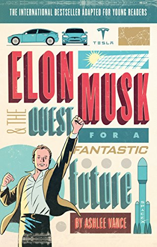 Elon Musk Young reader´s Edition (Young Adult) von Virgin Books