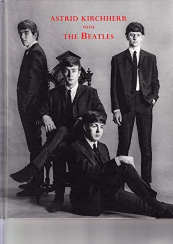 Astrid Kirchherr with The Beatles von Damiani