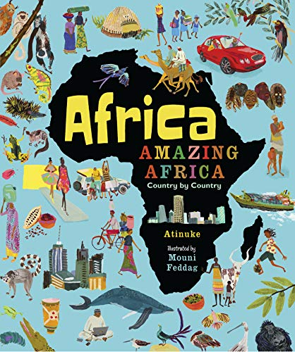 Atinuke: Africa, Amazing Africa: Country by Country von Walker Books Ltd