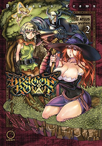 Dragon's Crown Volume 2 von Udon Entertainment