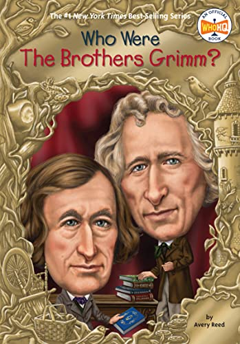 Who Were the Brothers Grimm? (Who Was?) von Penguin Workshop