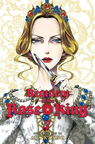 Requiem of the Rose King Volume 7