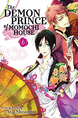 The Demon Prince of Momochi House, Vol. 6