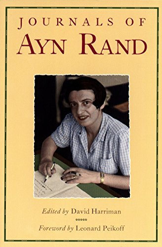 The Journals of Ayn Rand von NAL