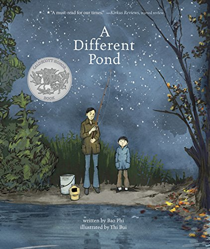 A Different Pond (Fiction Picture Books) von CAPSTONE YOUNG READERS
