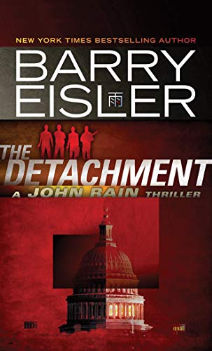 The Detachment (A John Rain Novel) von Thomas & Mercer
