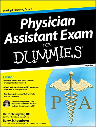 Physician Assistant Exam For Dummies von John Wiley & Sons