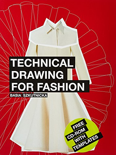 Flats: Technical Drawing for Fashion (Portfolio Skills: Fashion & Textiles) von Laurence King Publishers