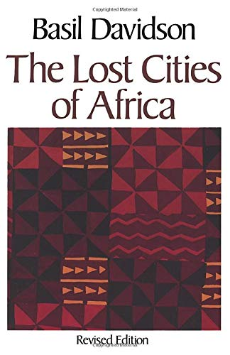 Lost Cities of Africa von Back Bay Books