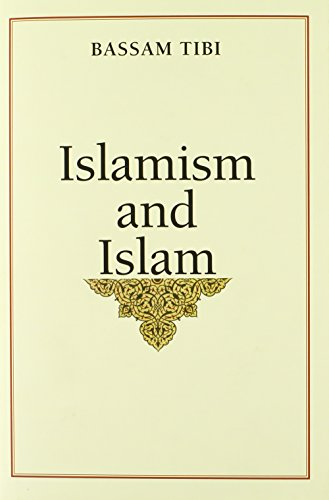 Islamism and Islam von Yale University Press
