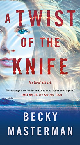 A Twist of the Knife (Brigid Quinn, Band 3) von MINOTAUR