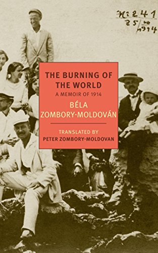 The Burning of the World: A Memoir of 1914 (New York Review Books Classics) von NYRB Classics