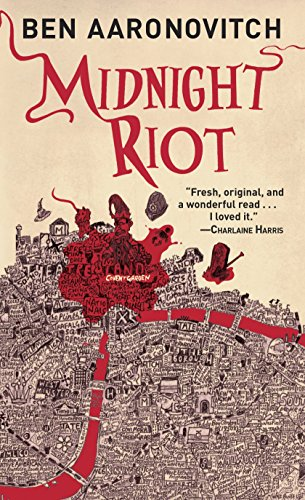 Midnight Riot (Rivers of London, Band 1) von Del Rey Books