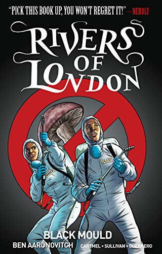 Rivers of London Volume 3: Black Mould von Titan Publ. Group Ltd.